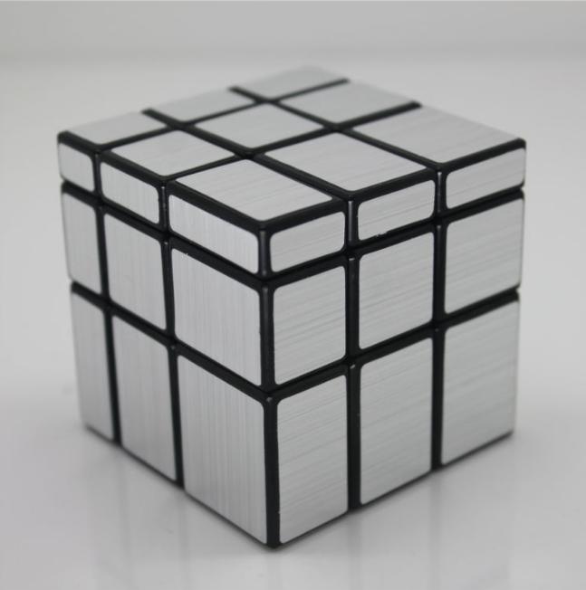 每周一方丨 Mirror Cube镜面魔方 ~变形立方体