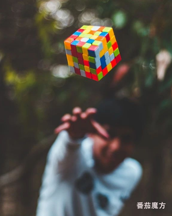 魔方传奇——演绎史上最畅销的玩具